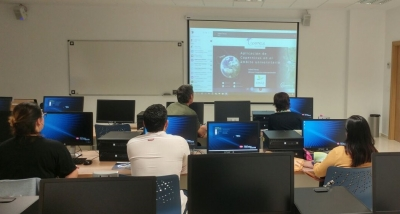 ceiA3 presents the Copernicus Academy Network Programme at the University of Huelva