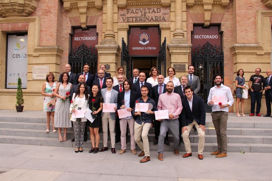 """El proyecto """"YEAST BIOCAPSULES"""" de la Universidad de Córdoba se proclama ganador de los Premios Emilio Botín 2019"""