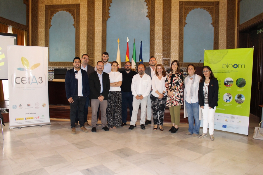 El ceiA3 organiza el Taller de co-creación del Hub español de bioeconomía circular