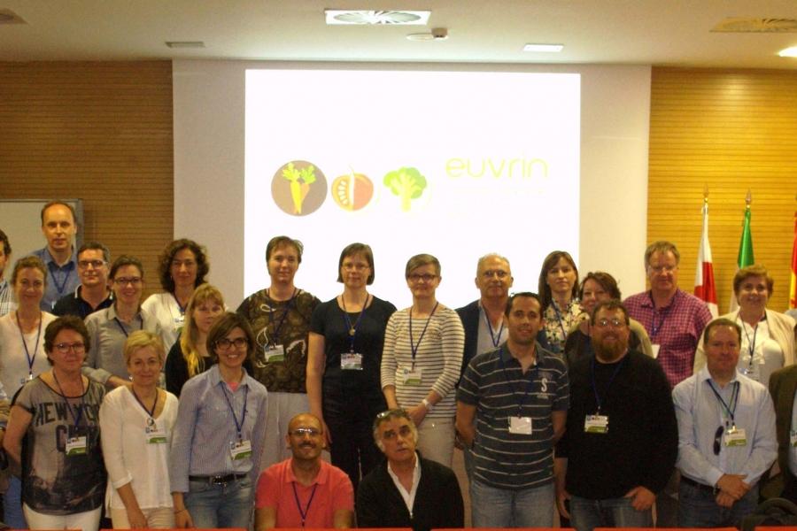 Más de 50 expertos de toda Europa participan en el congreso EUVRIN sobre investigación agroalimentaria