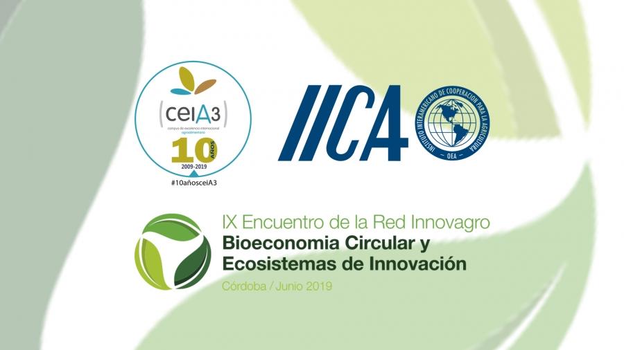 El IICA y el ceiA3 refuerzan su alianza en pro de la innovación agroalimentaria